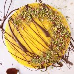 Passover Lemon Tart 2 Ways